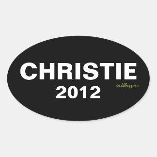 Adhésif pour pare-chocs 2012 de CHRISTIE