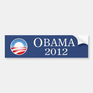 Adhésif pour pare-chocs 2012 d'Obama Autocollant De Voiture