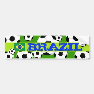 Adhésif pour pare-chocs Brésil de boule de coupe d Adhésifs Pour Voiture
