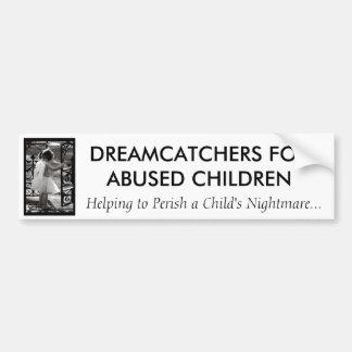 Adhésif pour pare-chocs de Dreamcatchers Autocollant De Voiture