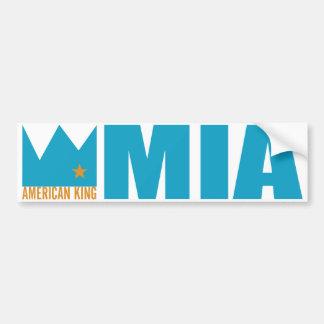 Adhésif pour pare-chocs de MIMS - roi américain de Adhésifs Pour Voiture