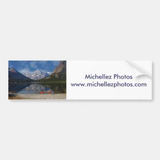 Adhésif pour pare-chocs de photos de Michellez Autocollant De Voiture
