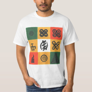 Adinkra Power of Transformation T-Shirt