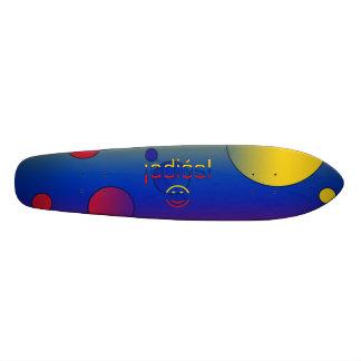 ¡Adiós Venezuela Flag Colors Pop Art Skate Boards
