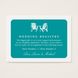 Wedding Gift Card Registry : Adirondack Chair GiftsAdirondack Chair Gift Ideas on Zazzle.ca