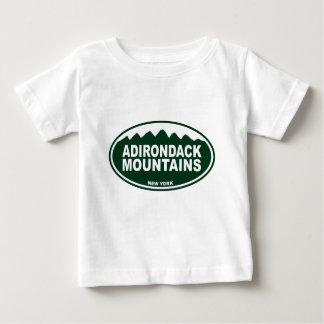 Adirondack Mountains Baby T-Shirt