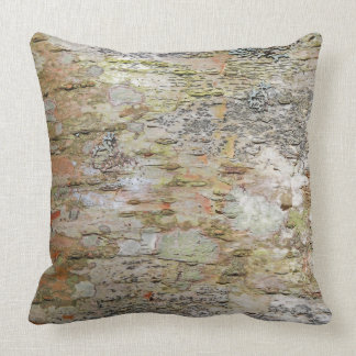 Adirondack Tree Bark Pillow
