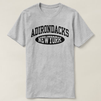 Adirondacks New York T-Shirt