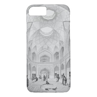 Adji Seid Hussein Bazaar, in Kashan, from 'Voyage iPhone 7 Case