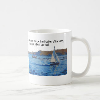 Adjust Your Sails mug