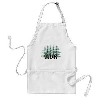ADK Adirondack Pines Standard Apron