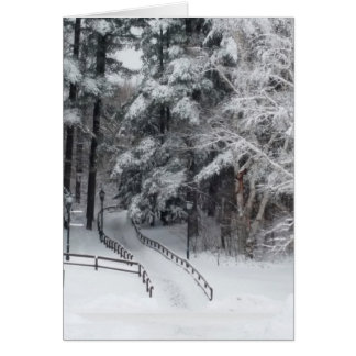 ADKs The Road Less Travelled Notecard