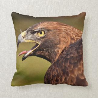 Adler Bird of Prey Pillow