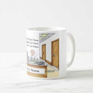 Administrative Assistant, Male Coffee Mug