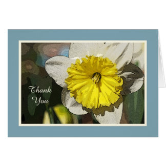Administrative Professional Day Card -- Daffodil
