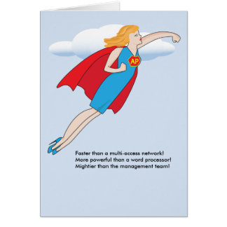 Administrative Professionals' Day Card