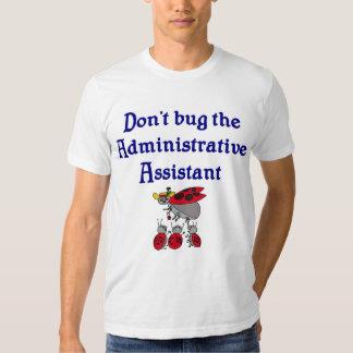Adminstrative Assistant T-shirt
