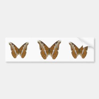 Admiral Butterfly Bumper Sticker