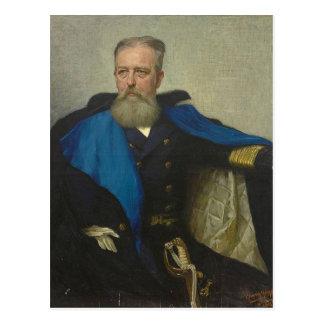 Admiral Geissler Postcard