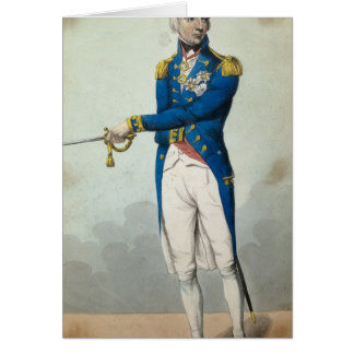 Admiral Horatio Nelson Card