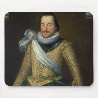 Admiral Sir Thomas Button (d.1694) Mouse Pad