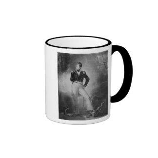 Admiral Thomas Cochrane Ringer Coffee Mug