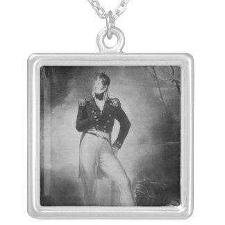 Admiral Thomas Cochrane Personalized Necklace