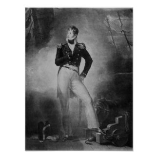 Admiral Thomas Cochrane Posters