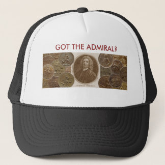 Admiral Vernon Hat
