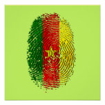 ADN 100% du Cameroun du Cameroun canerounais