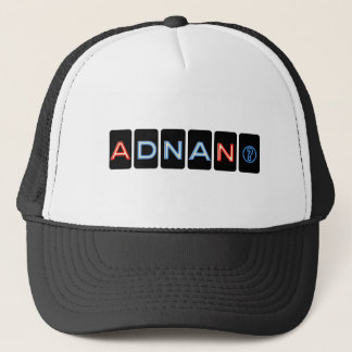 aDNAn Serial Podcast Trucker Hat