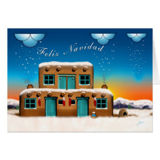 Adobe Casa Christmas Card