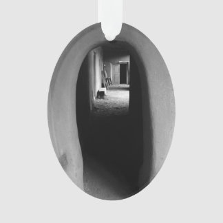 Adobe Passageway: Southwest photo Ornament