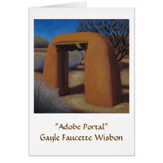 Adobe Portal Card