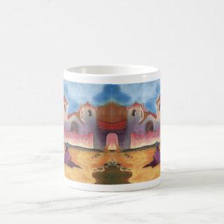 Adobe Village Coffee Mug