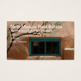 Adobe Window Business Card
