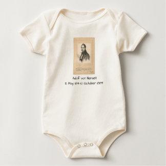 Adolf von Henselt Baby Bodysuit