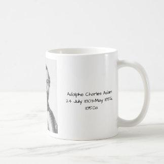 Adolphe Charles Adam, 1850a Coffee Mug