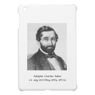 Adolphe Charles Adam, 1850a Cover For The iPad Mini