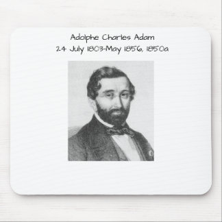 Adolphe Charles Adam, 1850a Mouse Pad