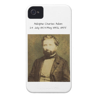 Adolphe Charles Adam, 1855 Case-Mate iPhone 4 Case