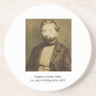 Adolphe Charles Adam, 1855 Coaster