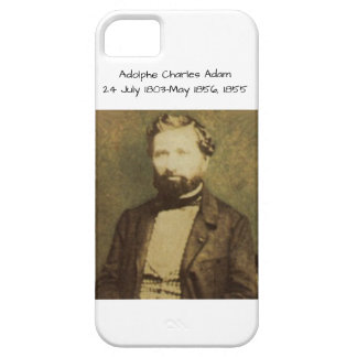Adolphe Charles Adam, 1855 iPhone 5 Cases