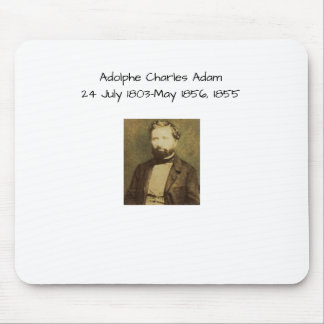 Adolphe Charles Adam, 1855 Mouse Pad