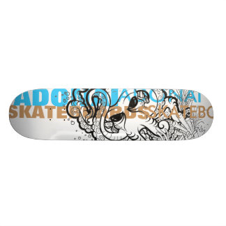 Adonai Skateboards The Kraken