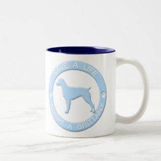Adopt a Brittany Mug