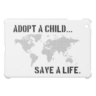 Adopt a Child IPad case