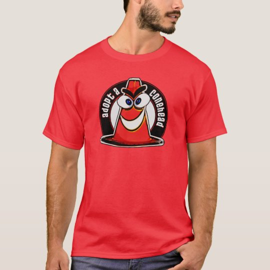 adopt a conehead... T-Shirt