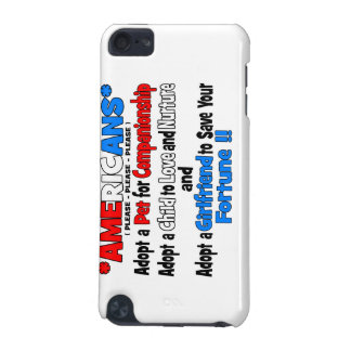 Adopt A Girlfriend iPod Touch (5th Generation) Cover