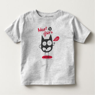 Adopt a Glurb Toddler T-shirt